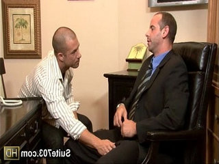 Bald gays Girth and Rod have oral and anal sex at work only | anal top  gays tube  hardcore  oral  works male
