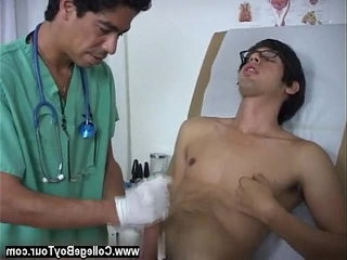 Gay porn He did it for a while, until he said that he had enough | clinic tv   gays tube