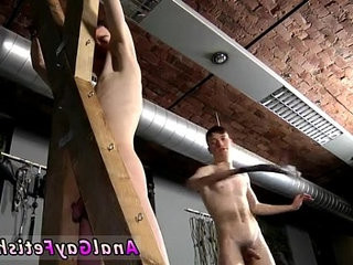 Sexy men Victim Aaron gets a whipping, then gets his slot properly | getting  mens  sexy films  spanking