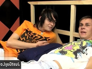 Kinky gay emo sex Miles loves Seths long pecker and prays to be | emos hot  gays tube  kinky  longhair  loving