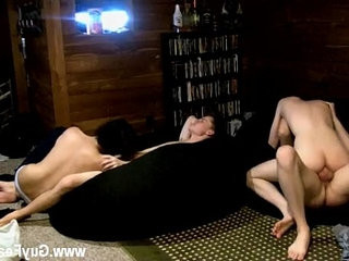 Gay sex Trace Van de Kamp and Erik Tribold have a bit of a soiree | bit sex   gays tube   shaved   trace