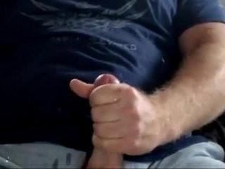 shooting a huge load of cum | bears best  cums  huge gay