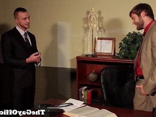 Gay officesex hunk assfucked by his boss | boss   fetish   gays tube   hunks best