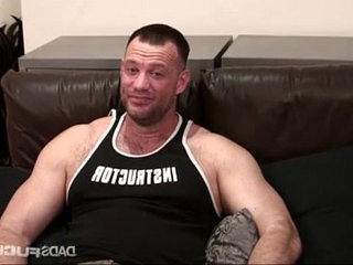 Beefy Instructor Is Topped By Hung Skinny Twink | hung hq   oral   skinny   twinks