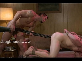 Phenix Saint gets flogged and fucked by Luke Riley | cocks  fucking  getting