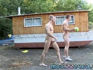Men sex clips Public Anal Sex And Naked VolleyBall! | anal top   mens   naked   outinpublic   public