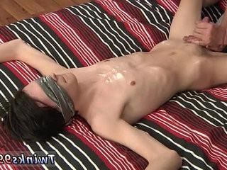 Naked guys Slippery Cum Gushing Elijah | cums  naked