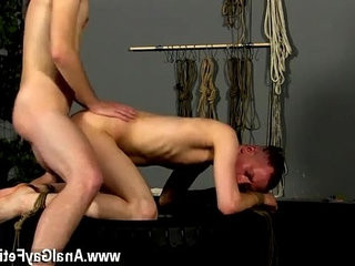 Hot gay scene Aiden cannot resist the enticing look of nude captive | domination  gays tube  nude  scene